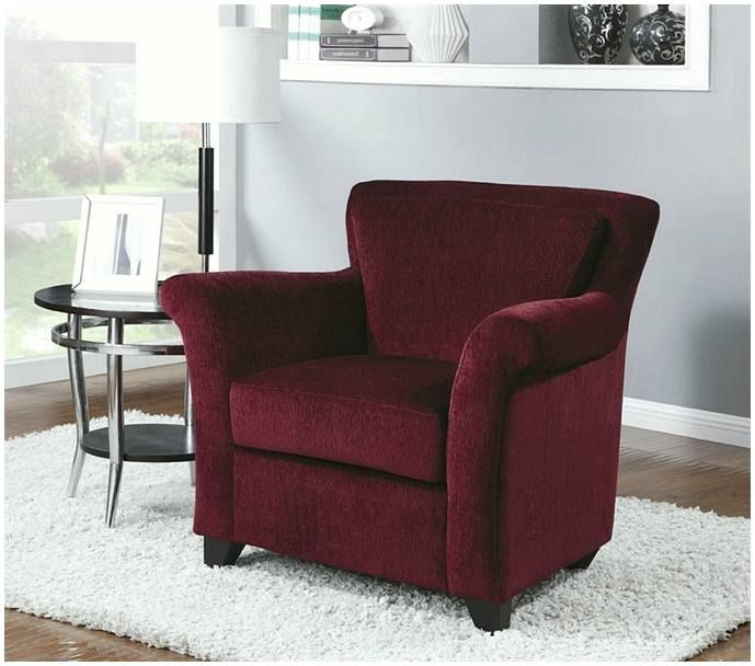 Best Maroon Accent Chair Literally Eye Catching The 400 x 300