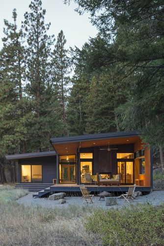 Natural Modern Design & Build Projects | Sustainable Architecture By Prentiss Balance Wickline