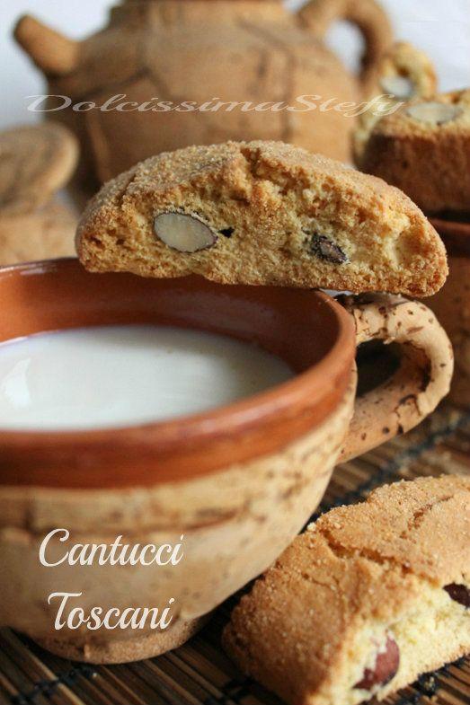 Cantucci toscani le ricette del blog biscotti for Cucinare vegano