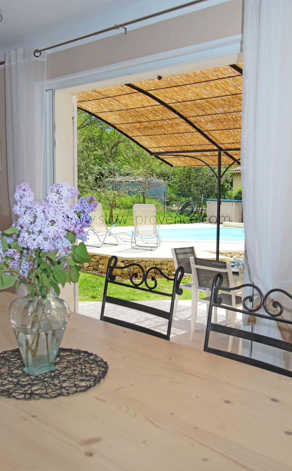 A louer, Villa neuve de plain-pied avec piscine privée et grand ...
