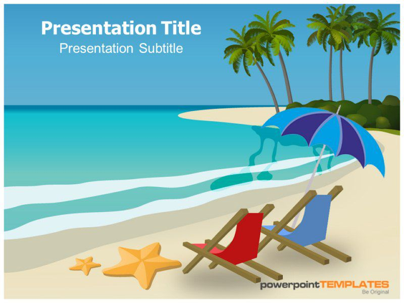Beach #Games #templates    wwwtemplatesforpowerpoint - summer powerpoint template