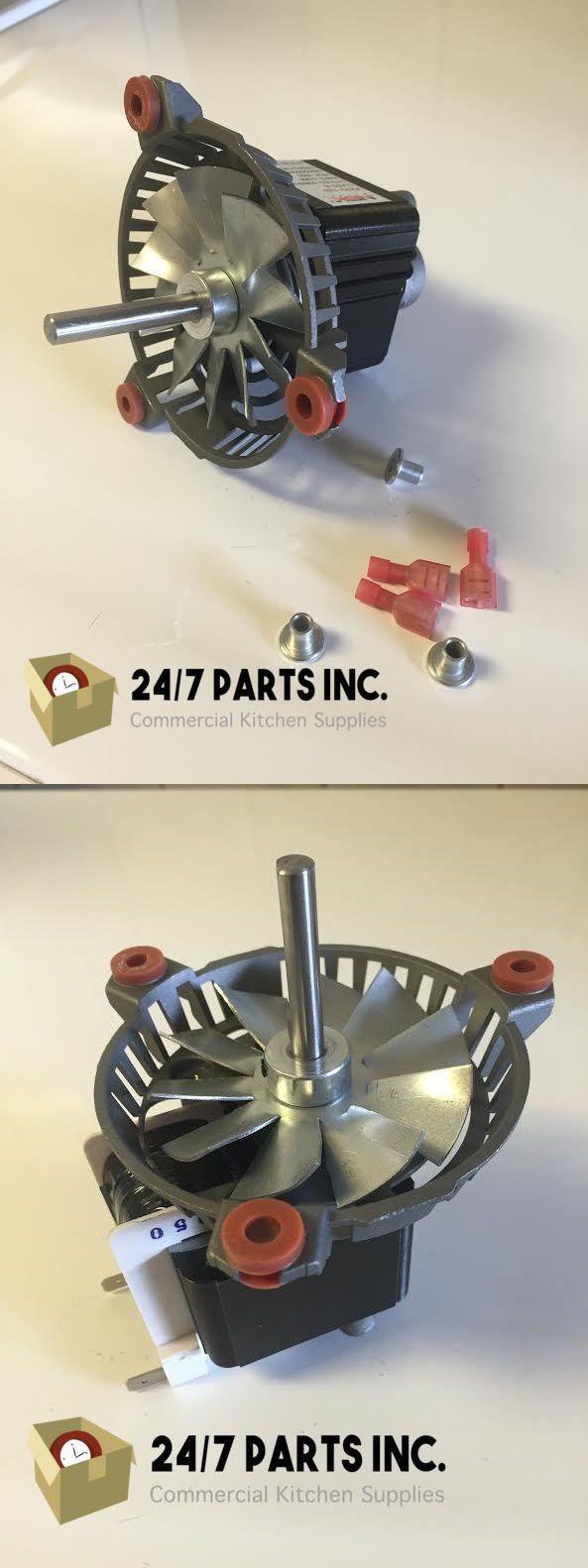 Replacement Parts 159895: Harman Pellet Stove Exhaust- Combustion ...