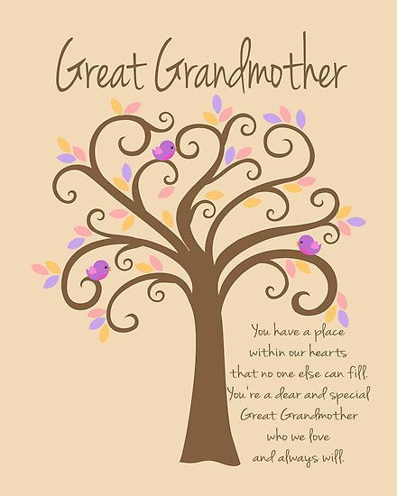 Quotes For Great Grandma