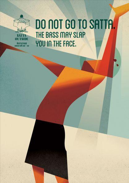 Satta Outside Festival: Bass