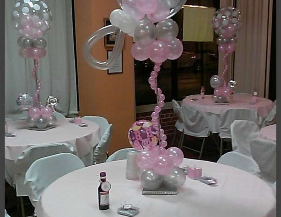 Babyshower balloons baby shower quot balloon
