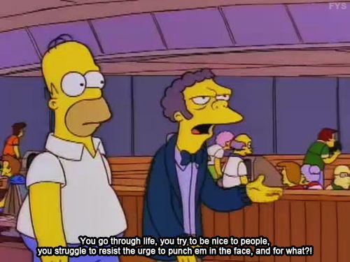 Image result for the simpsons quotes