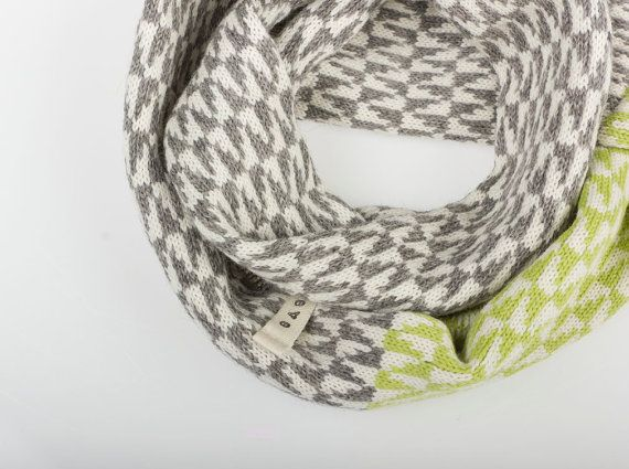 Knitted one size scarf for kids from extra by designTiinaTaivainen, €38.00