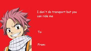 Natsu Valentine S Day Meme Fairytail Fairy Tail Pictures