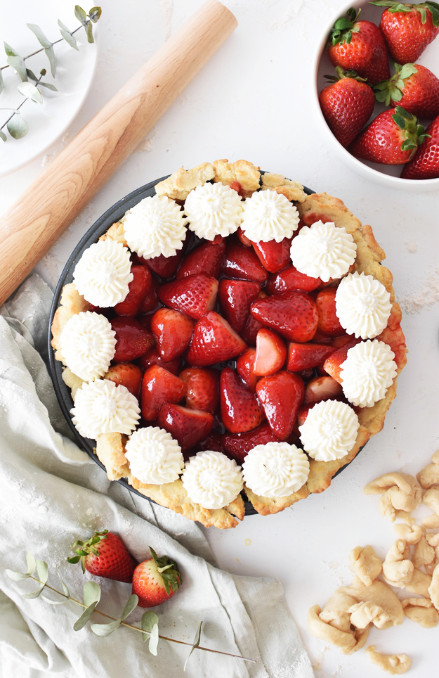 Shares 20The story of the best homemade fresh strawberry pie is my most dramatic food experience to date. From the moment it went in the oven, it was a complete disaster, but I managed to …
