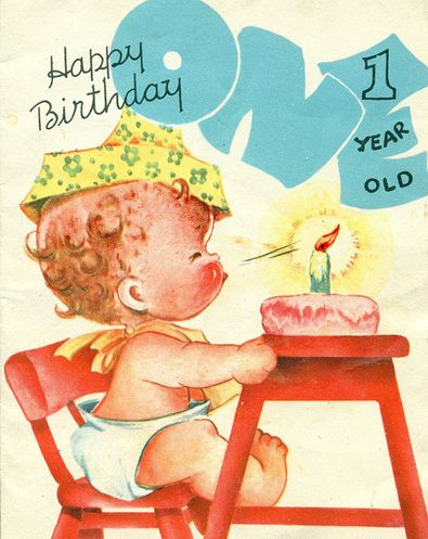 Birthday Wishes For 1 Year Old