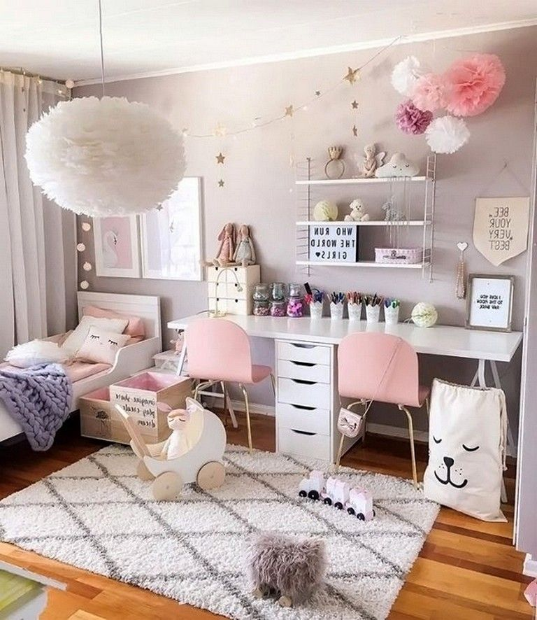 Cute Kids Room Decorating Ideas: Kid's Bedroom Ideas For Girls : 75 Cute Pict
