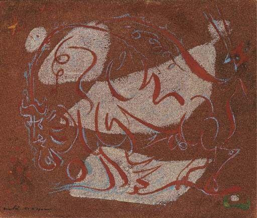 André masson la centaure porte cle 1947 painting1 pinterest andré masson centaure et porte clé