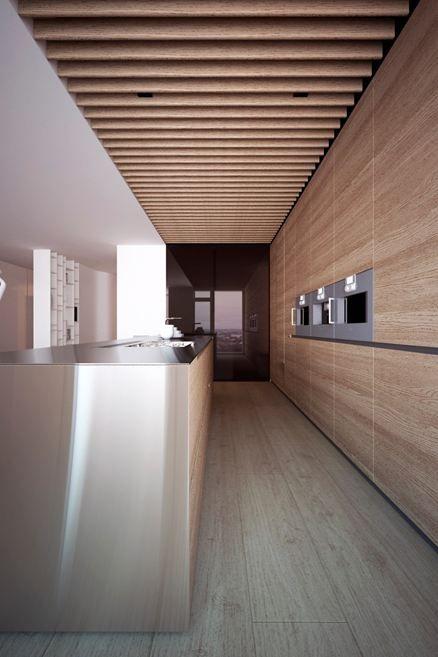 Bachelor Apartment — Line architects