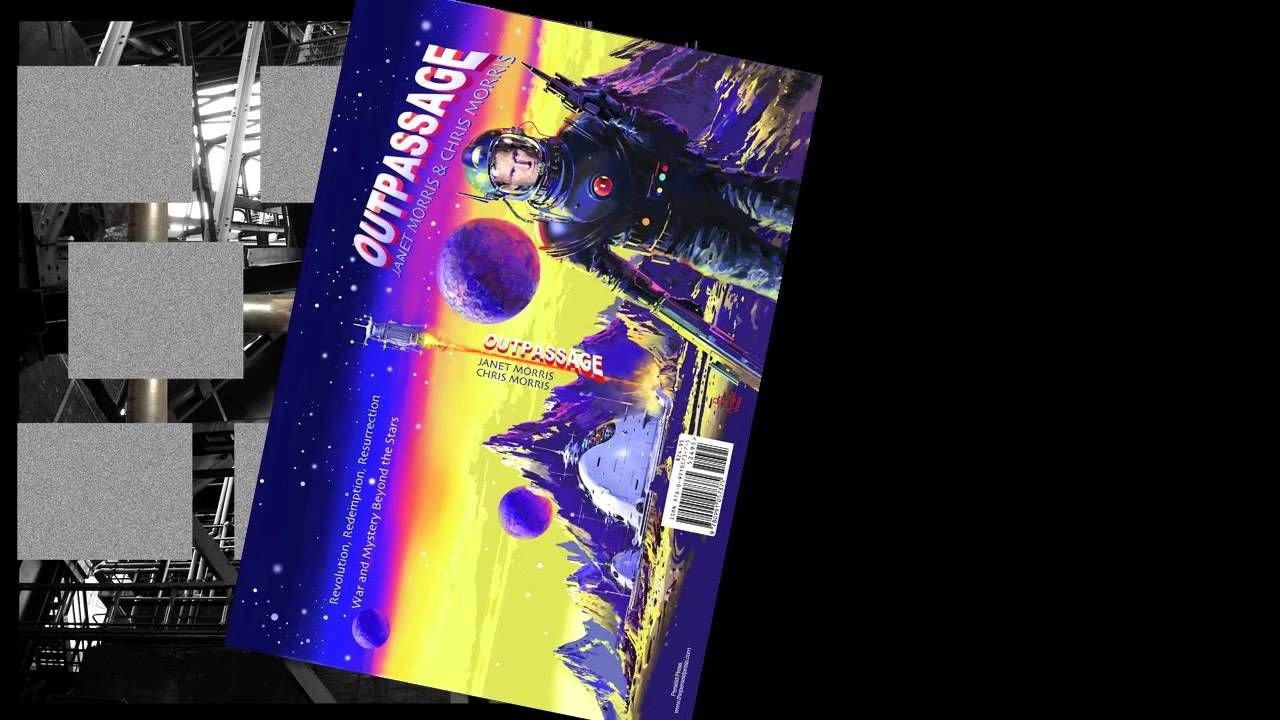 Outpassage Perseid Press catalog book and musicTrailer