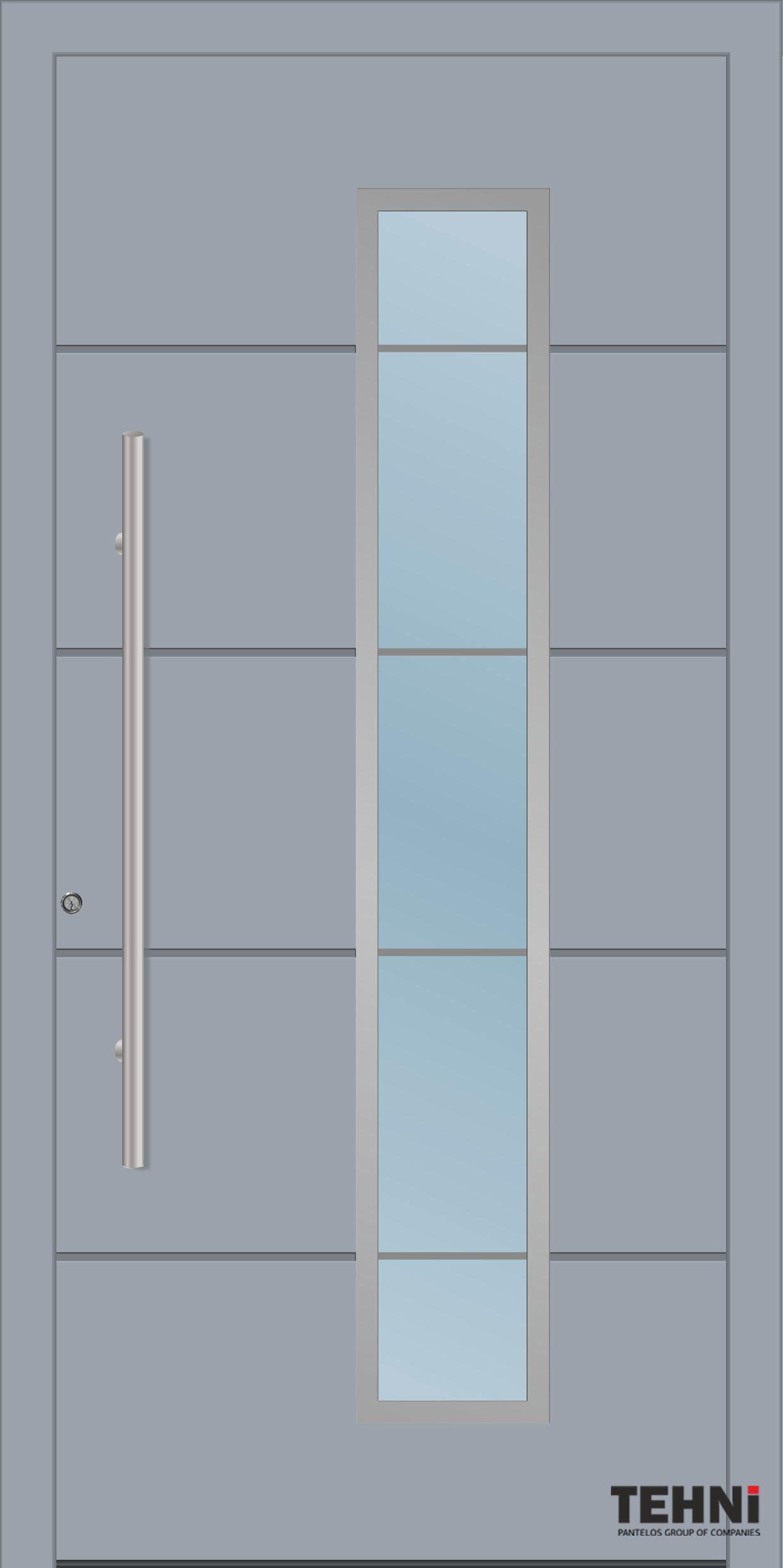 Amazing quality u design entrance doors tehni sa pantelos group