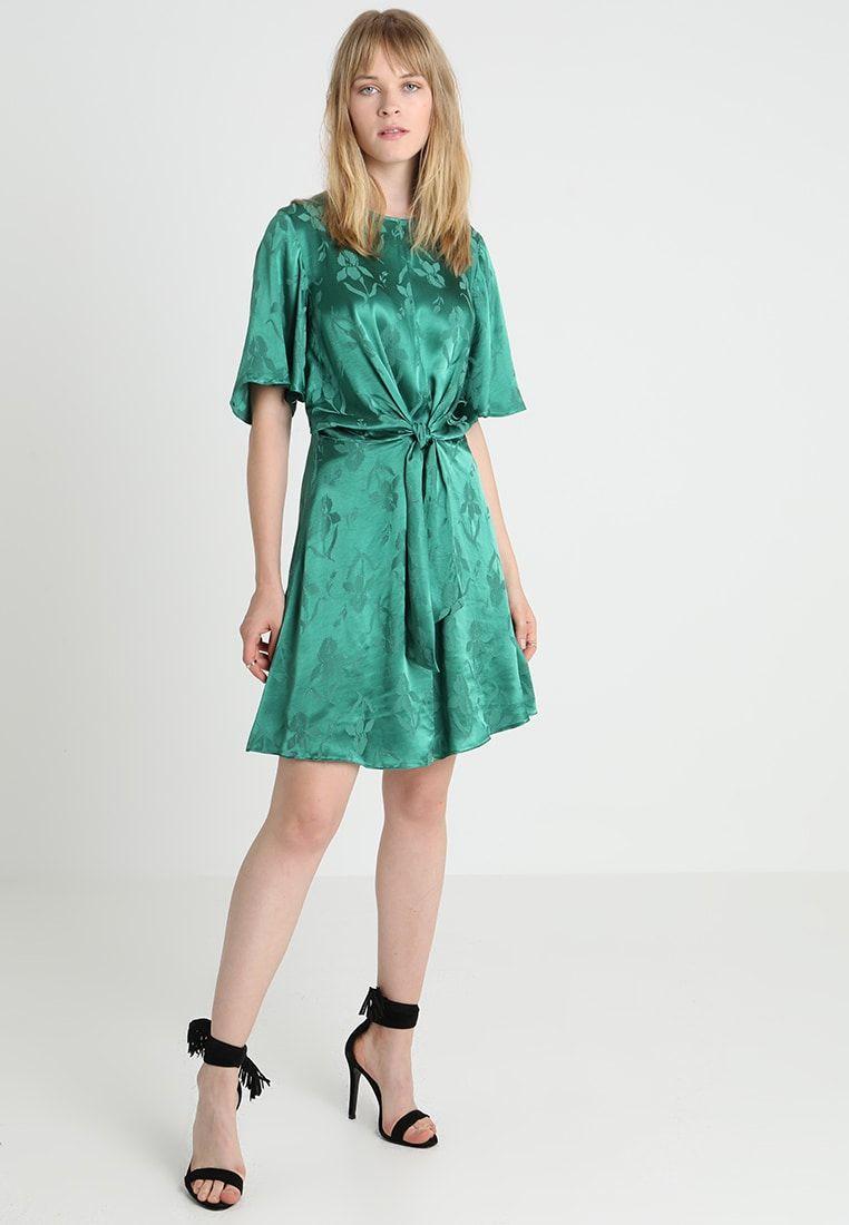 d6676817bc9e Dorothy Perkins WRAP MIDI - Robe de soirée - green - ZALANDO.FR