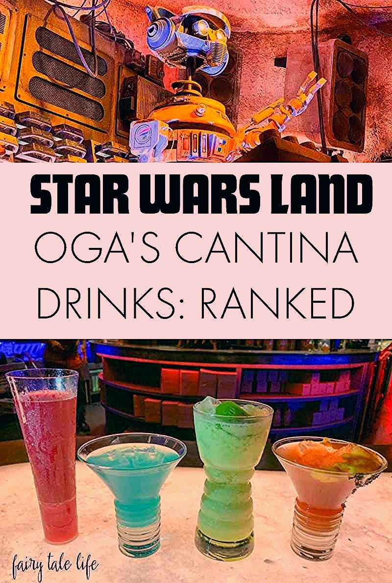 Photo of Oga's Cantina Drinks Ranked from Best to Worst – This Fairy Tale Life