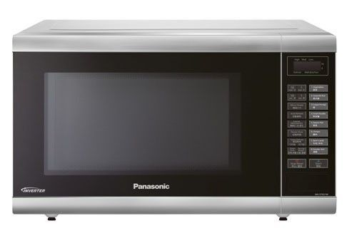 Panasonic Nn St651m Microwave Oven 220 240 Volts 50 60hz Export Only