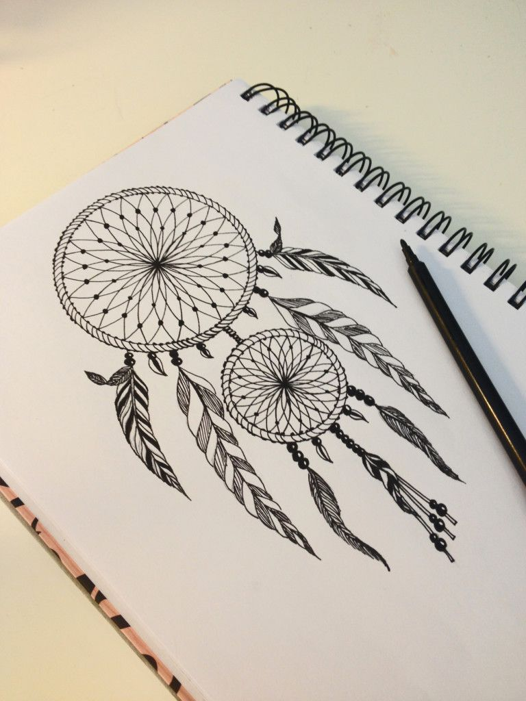 Dream Catcher Drawing Step By Step نتيجة بحث الصور عن drawing of dream catcher Art and craft 38
