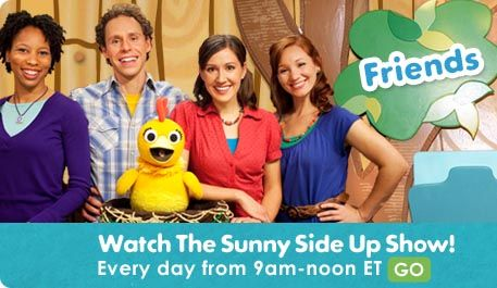 PBS Sprout Channel  Great cartoons for pre-schoolers  My kids LOVE