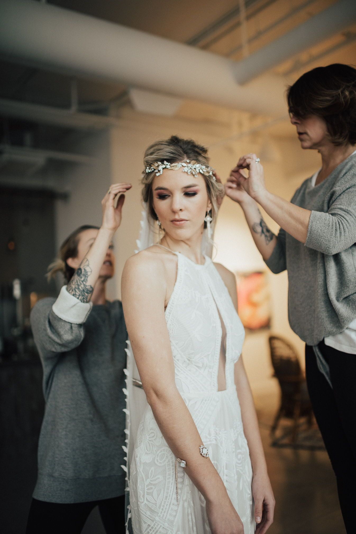 Boho Glam Bridal Inspo as seen from Couture Colorado styled