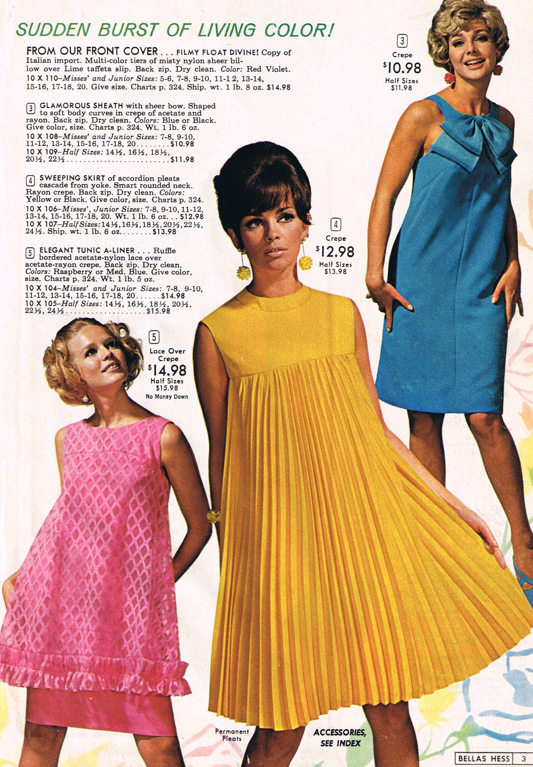 Pin By Retro Vs On Mid Mod Mail Order Fashion Sixties Fashion 60s Fashion Fashion [ 2690 x 1869 Pixel ]