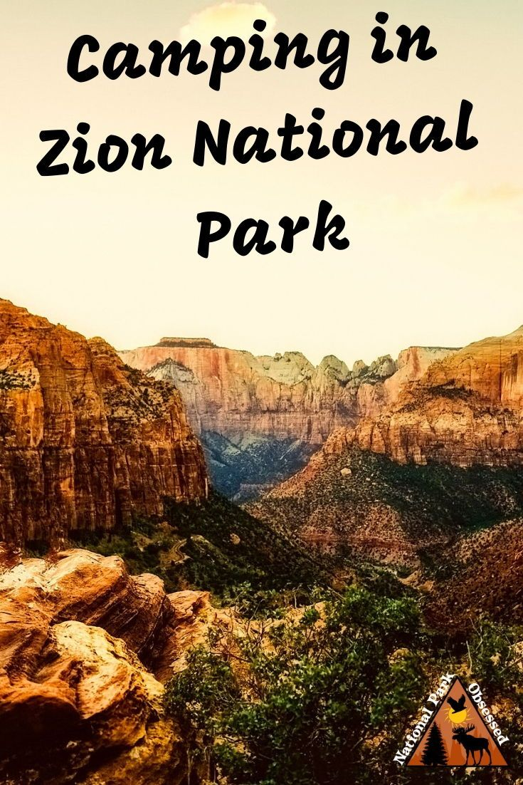 The Ultimate Guide to Camping in Zion National Park