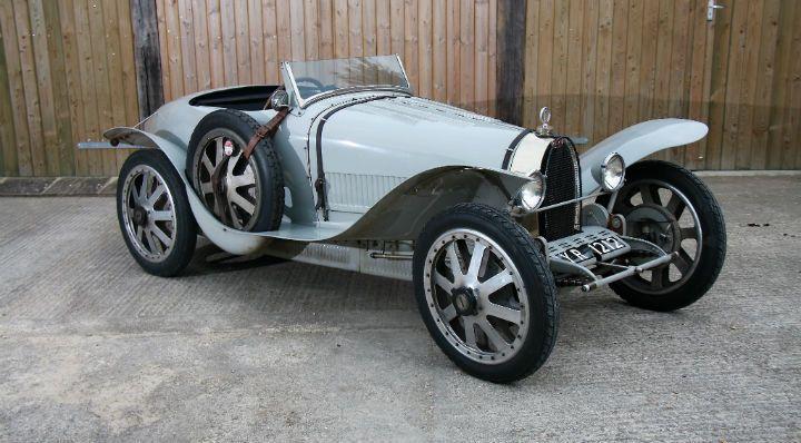 Bugatti Type 39 Grand Prix Touring For Sale