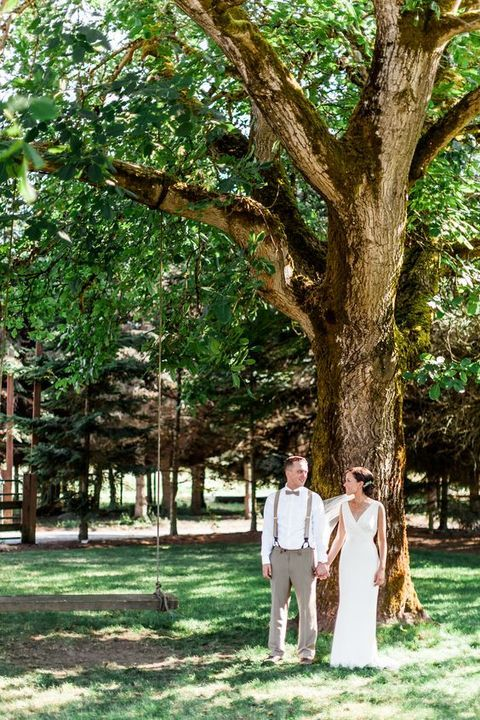 Summer is the most popular season for an outdoor wedding of any theme, and today IТd like to share some gorgeous summer woodland wedding ideas.