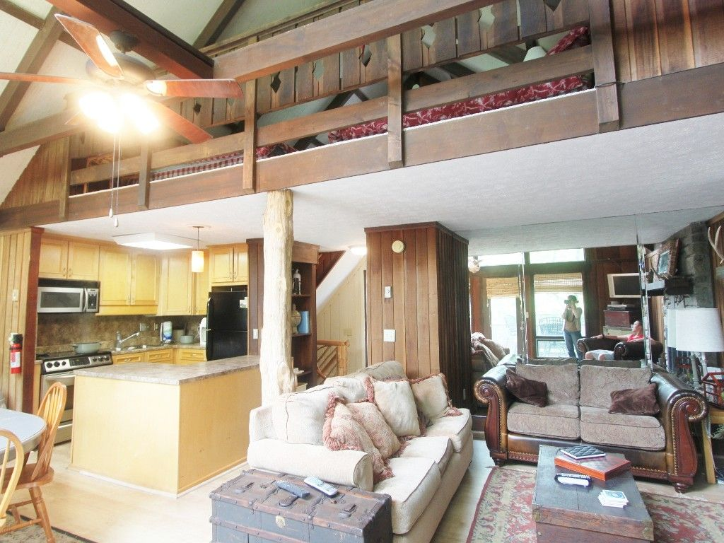 Chalet vacation rental in beech mountain from