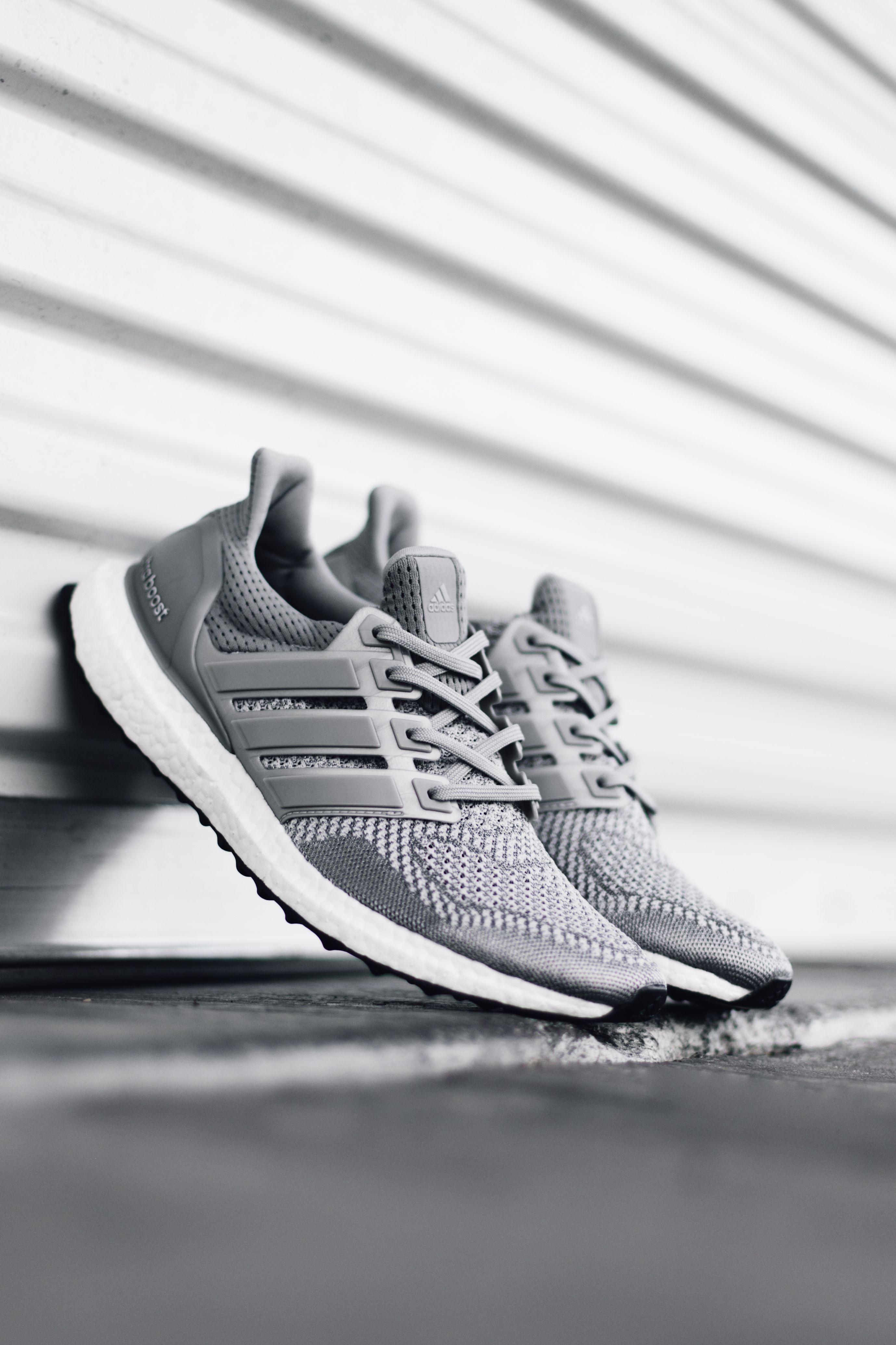 buy online 5ee81 079ca Adidas Originals Silver Metallic Ultra Boost Adidas UltraBoost Ultra  Fashion Streetwear Style Urban Lookbook Photography Footwear  Sneakers ...