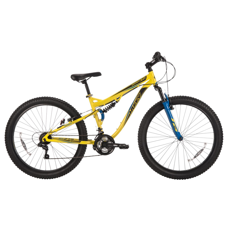 Huffy 27 5 Brawn Men S Mountain Bike With Plus Size 3 0 Tires