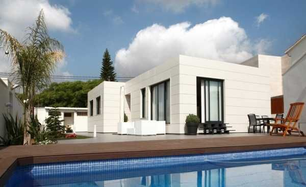 Best 25 casas prefabricadas de hormigon ideas on - Casa pre fabricada ...