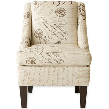 Danbury Accent Chair Jcpenney Brings The Character Victoria
