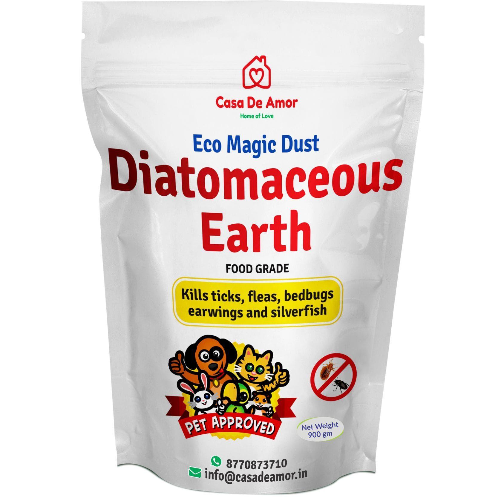 Eco Magic Food Grade Diatomaceous Earth