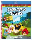Angry Birds Toons - Season 1: Vol. 1 (Blu-ray) - Blu-ray - Elokuvat - CDON.COM
