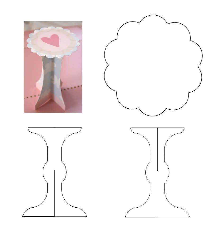 take apart stand of table. These are the basics, you decide the ...