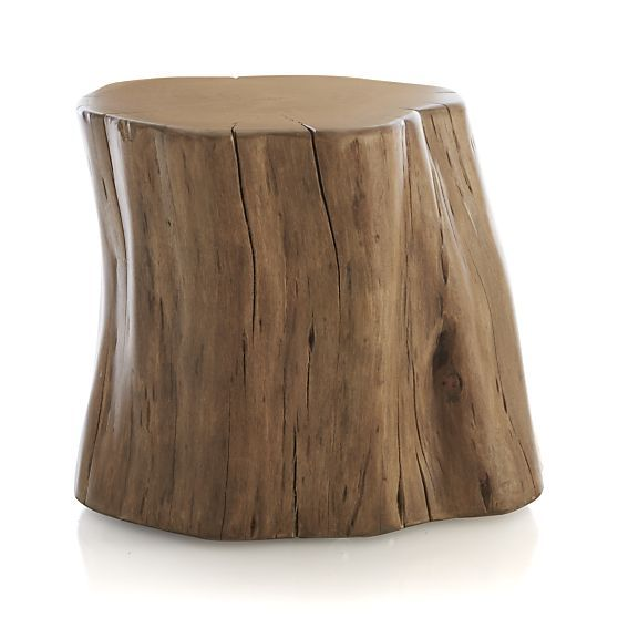 Teton Natural Solid Wood Accent Table In 2019 Living