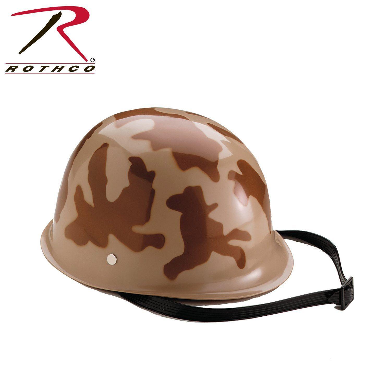 09190a745fa Rothco Kids Camouflage Army Helmets