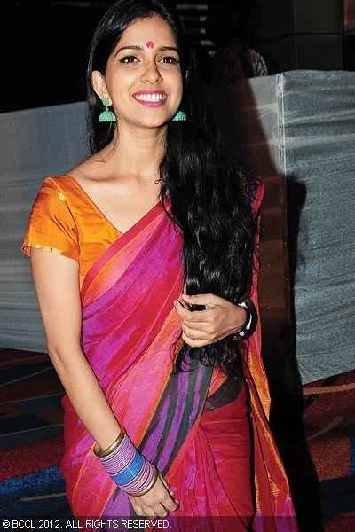 Aparna Nair | Indian saree blouse, Indian outfits