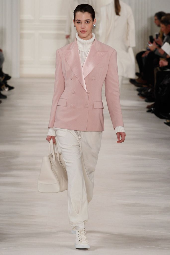 Ralph Lauren Slideshow On Style Com Fashion New York Fashion Week Fashion Week
