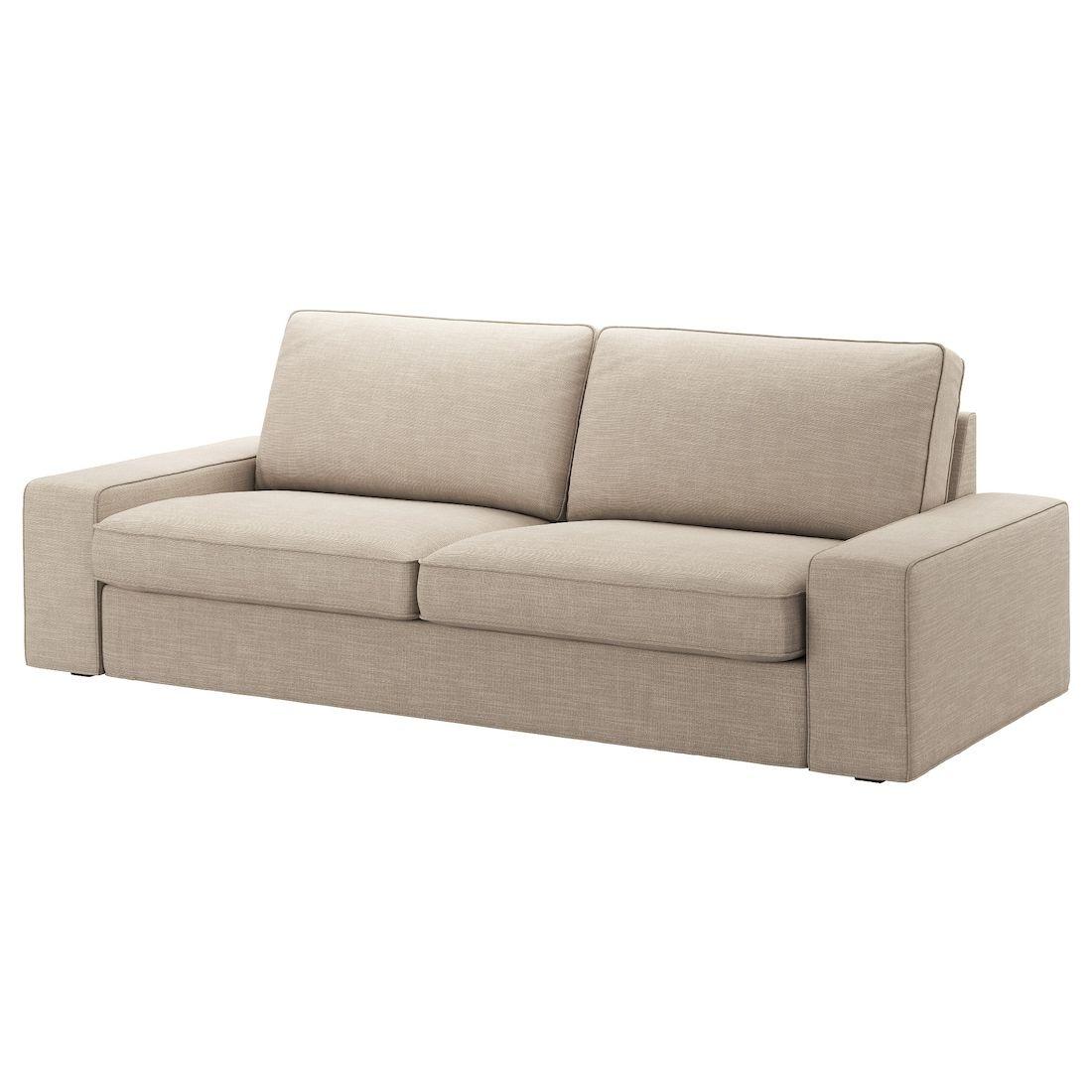 Kivik Sofa Hillared Beige Ikea Kivik Sofa Ikea Kivik Three Seat Sofa