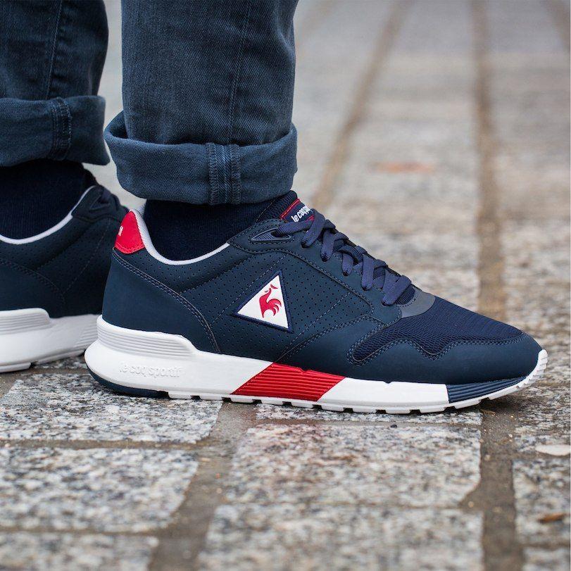 d80032522d Le Coq Sportif Omega X Sport Sneaker in Blau #Sneakers #Sneakerhead #Schuhe  #