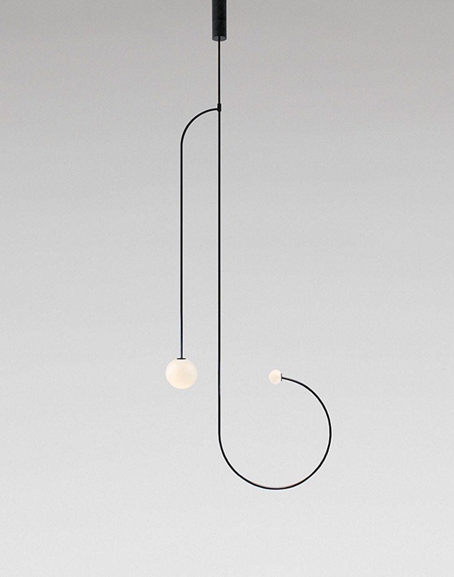 DESIGN: Cinq nouveaux luminaires minimalistes | Huskdesignblog