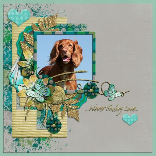 Scrapbooking, a project by Heather - Algera Designs kit used Smitten:  https://www.e-scapeandscrap.net/boutique/index.php?main_page=product_info&cPath=113_211&products_id=7530#.Vr7y-rSLRR0
