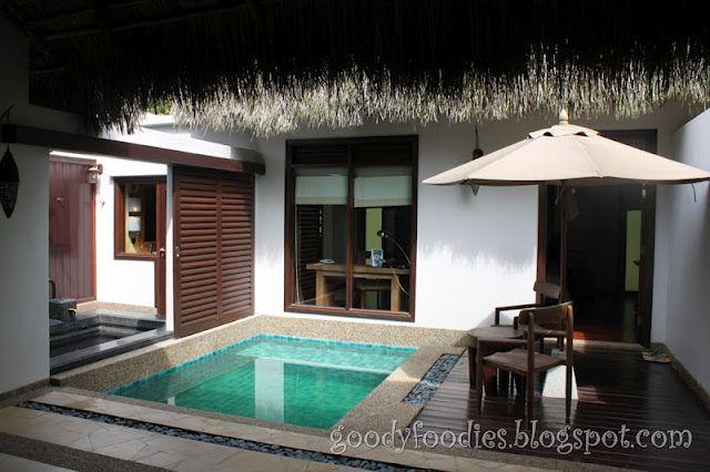Indoor Plunge Pool At The Banjaran Malaysia Frifotos Cool Pools Retreat Banjaran