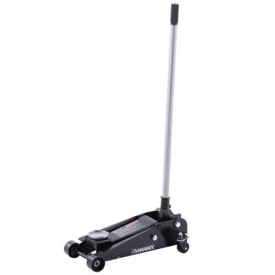 Husky 3 Ton Garage Jack Hd00107 Steel Frame Garage Car