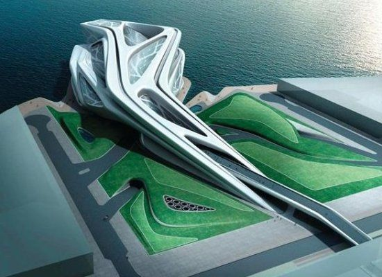 Amazing Architecture 11 Incredible Buildings From The Future Photos Poll Futuristic Architecture Zaha Hadid Architecture Zaha Hadid