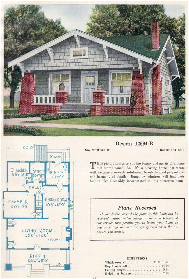 c. 1923 C. L. Bowes - 12694-B