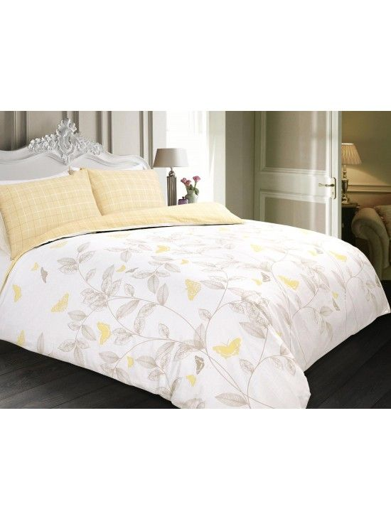 Life From Coloroll Erfly Breeze Duvet Set White Ponden Homes Homedecor Interiors